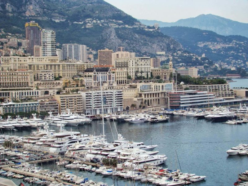 Majestic Monaco port